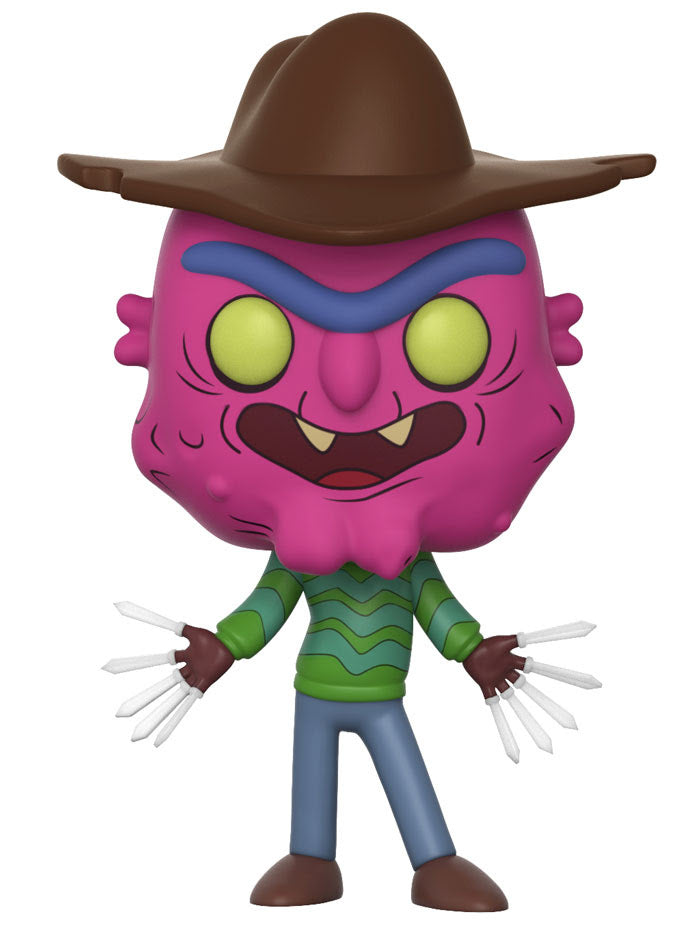 Preorder December 2017 Rick and Morty Scary Terry POP! Vinyl Figure