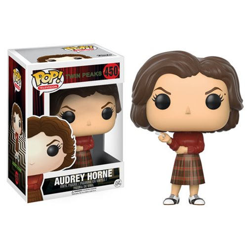Preorder May 2017 Twin Peaks Audrey Horn Pop! Vinyl Figure - Toy Wars - Funko