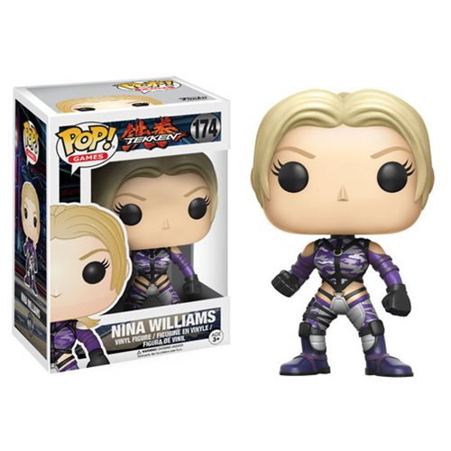 Tekken Nina Williams Pop! Vinyl Figure