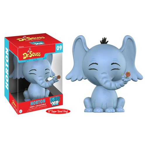 Preorder May 2017 Dr. Seuss Horton 6-Inch Dorbz XL Vinyl Figure - Toy Wars - Funko