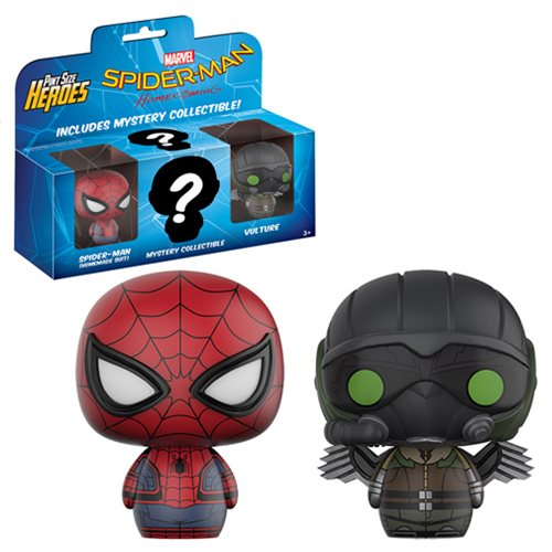 Spider-Man Homecoming Spider-Man Pint Size Heroes #2