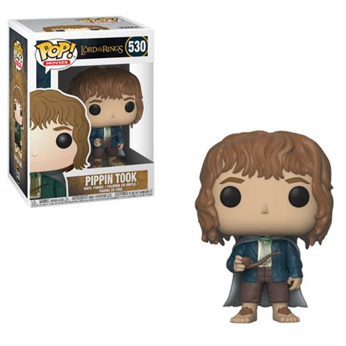 Preorder  The Lord of the Rings Pippin Took Pop! Vinyl Figure #530