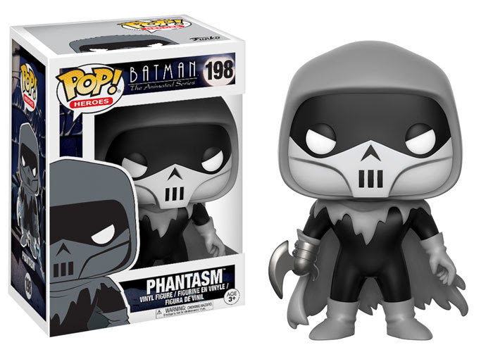 Batman: The Animated Series Phantasm Pop! Vinyl Figure #198