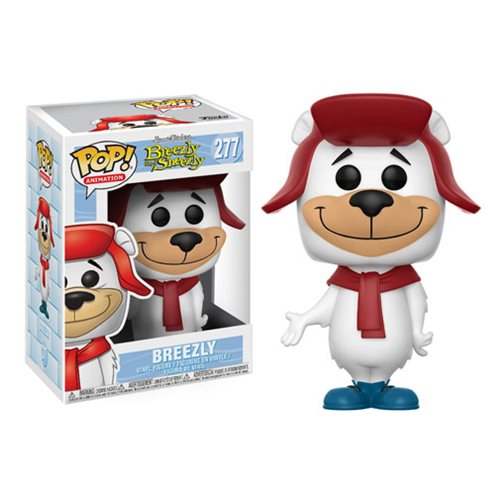 Hanna-Barbera Breezly Pop! Vinyl Figure #277