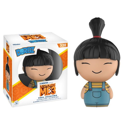 Despicable Me 3 Agnes Dorbz Vinyl Figure