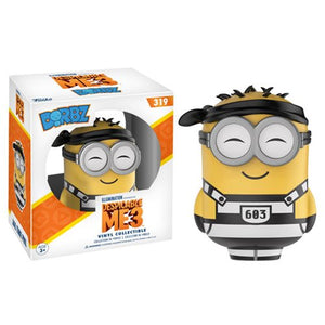 Preorder May 2017 Despicable Me 3 Jail Time Phil Dorbz Vinyl Figure