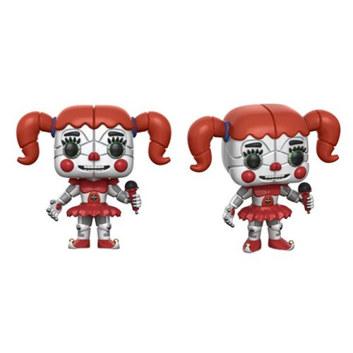 Five Nights at Freddy's Sister Location Baby Pop! Vinyl Figure