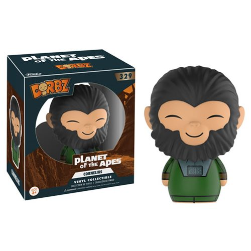 Planet of the Apes Cornelius Dorbz Vinyl Figure