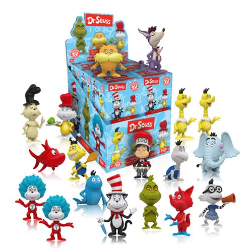 Dr. Seuss Mystery Minis Series 1 (One Random Figure)