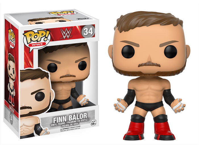 WWE Finn Balor Pop! Vinyl Figure #34