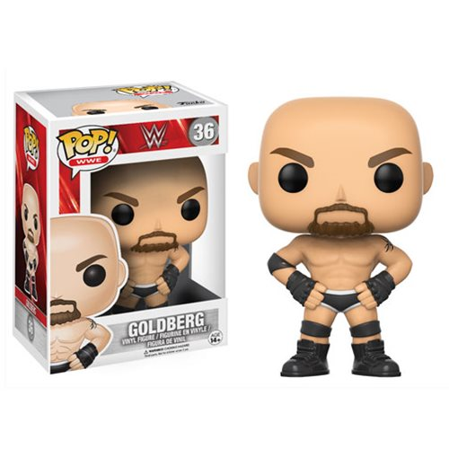 WWE Goldberg Old School Pop! Vinyl Figure