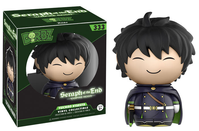 Seraph of the End Yuichiro Dorbz Figure