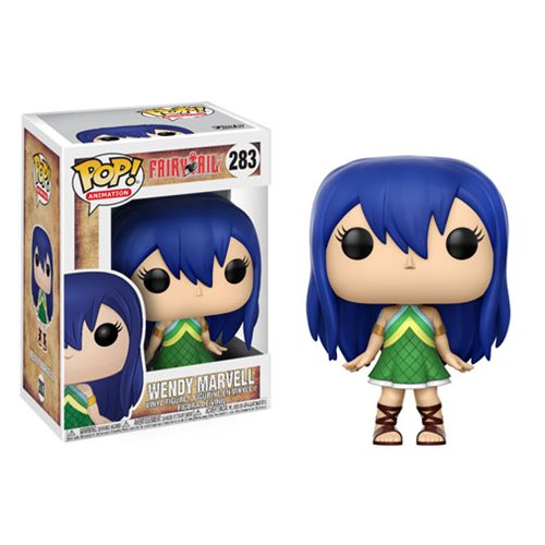 Preorder August 2018 Fairy Tail Wendy Marvell Pop! Vinyl Figure #283