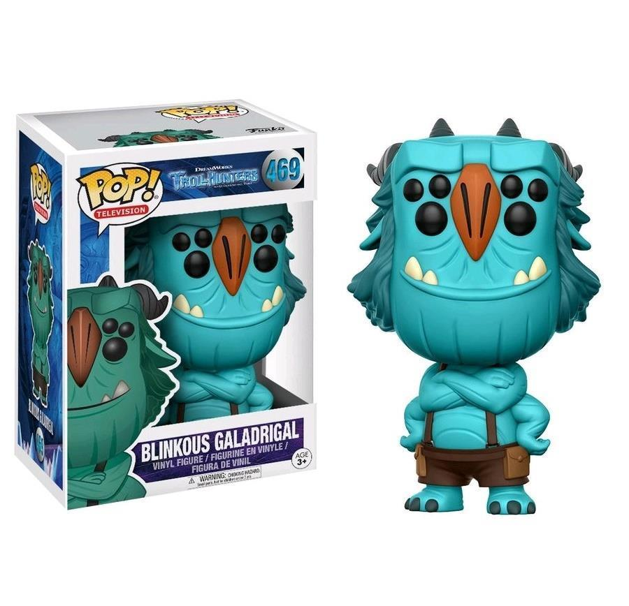 Trollhunters Blinkous POP! Vinyl Figure