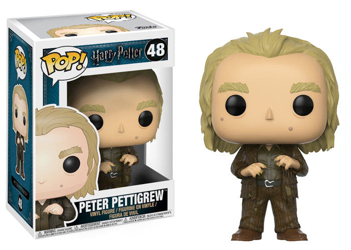 Harry Potter Peter Pettigrew Pop! Vinyl Figure #48