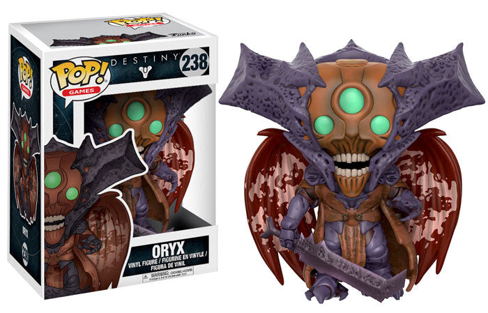 Destiny Oryx POP! Vinyl Figure