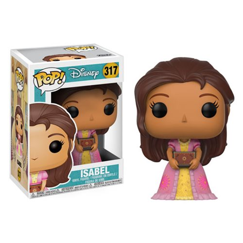 Preorder November 2017  Elena of Avalor Isabel Pop! Vinyl Figure #317