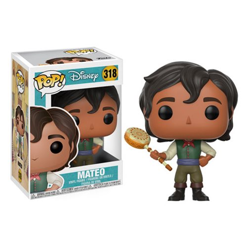 Elena of Avalor Mateo Pop! Vinyl Figure #318