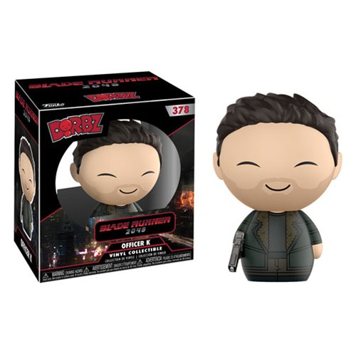 Blade Runner 2049 Officer K Dorbz Figure