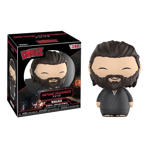 Blade Runner 2049 Wallace Dorbz Figure