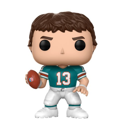 Preorder August 2018 NFL Legends Dan Marino Dolphins Home Pop! Vinyl Figure #91