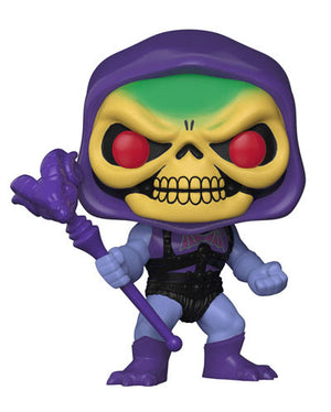 Preorder  Masters of the Universe Battle Armor Skeletor with Damaged Armor Pop! Vinyl Figure #563