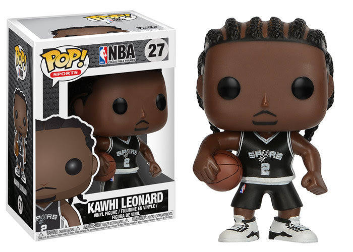 NBA Kawhi Leonard Pop! Vinyl Figure #27
