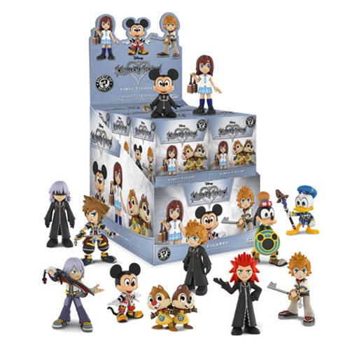 Kindom Hearts Mystery Minis Case of 12