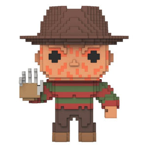 Preorder February 2018 Nightmare on Elm Street Freddy Krueger 8-Bit Pop! Vinyl Figure #22