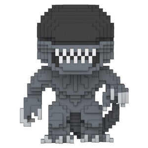 Preorder February 2018 Alien 8-Bit Pop! Vinyl Figure #24