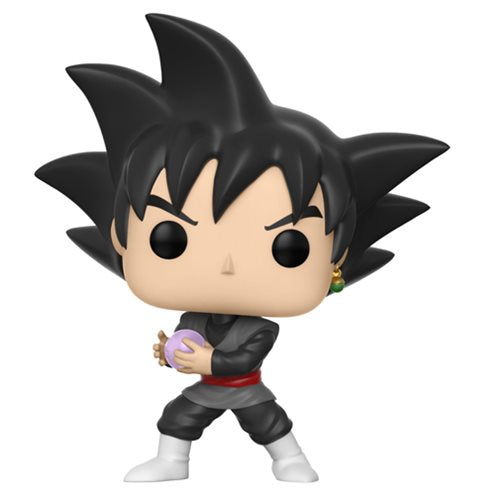Preorder February 2018 Dragon Ball Super Goku Black Pop! Vinyl Figure #314