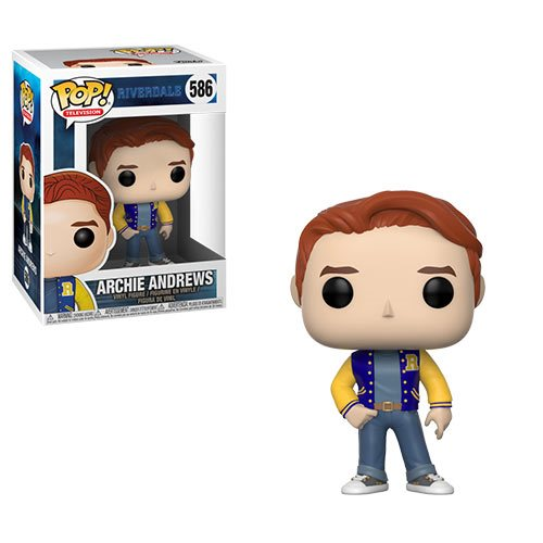 Preorder August 2018 Riverdale Archie Pop! Vinyl Figure #586