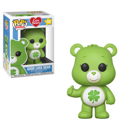 Preorder  Care Bears Good Luck Bear Pop! Vinyl Figure #355