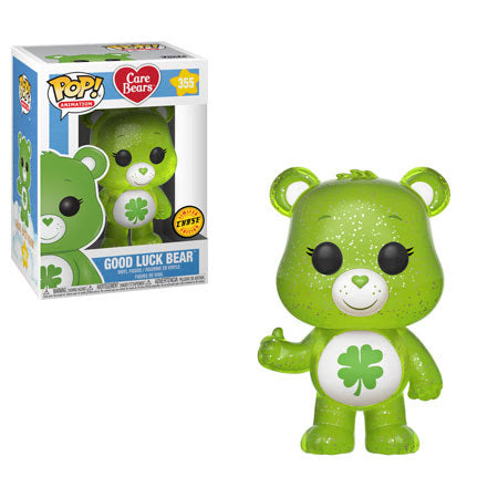 Preorder  Care Bears Good Luck Bear Chase Pop! Vinyl Figure #355