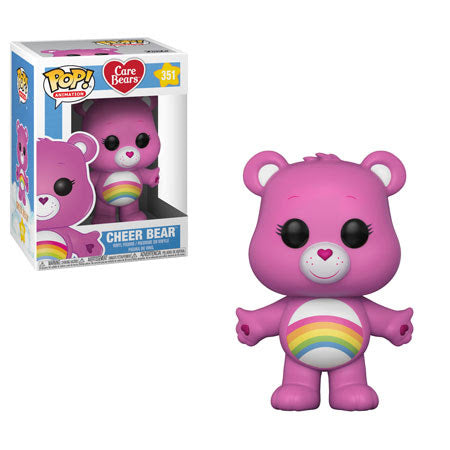 Preorder  Care Bears Cheer Bear Pop! Vinyl Figure #351