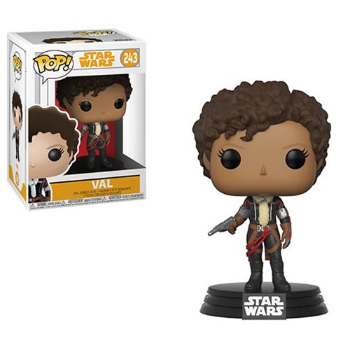 Star Wars: Solo Val Pop! Vinyl Bobble Head