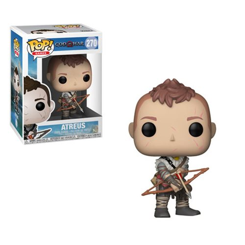 Preorder  God of War Atreus Pop! Vinyl Figure #270