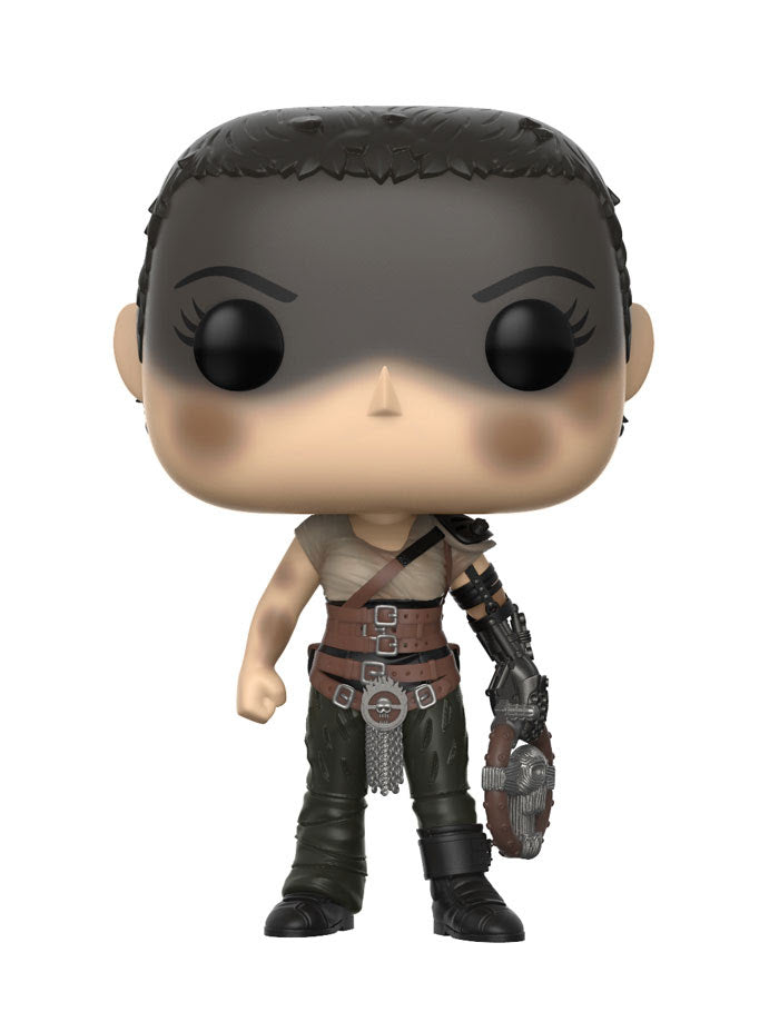 Preorder February 2018 Mad Max: Fury Road Furiosa Pop! Vinyl Figure