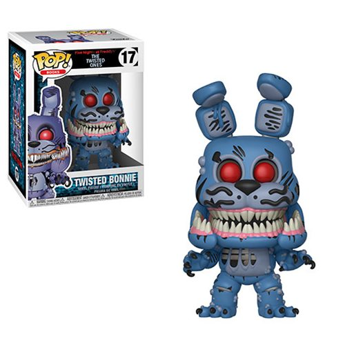 Preorder  Five Nights at Freddys Twisted Ones Twisted Bonnie Pop! Vinyl Figure