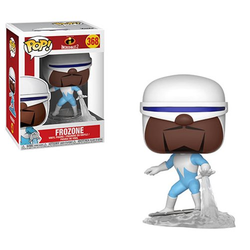 Preorder August 2018 Incredibles 2 Frozone Pop! Vinyl Figure #368