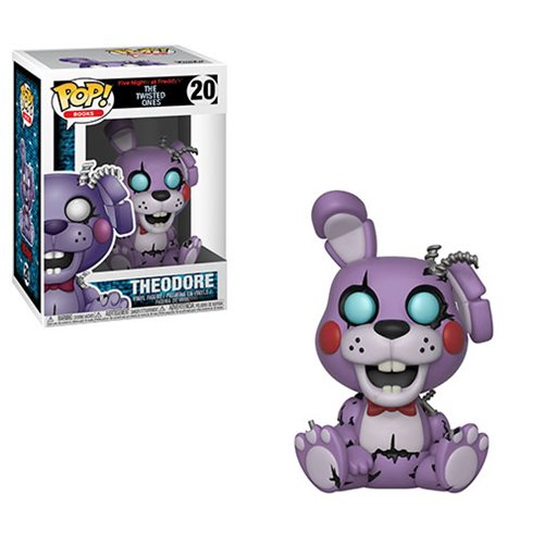 Preorder April 2018 Five Nights at Freddys Twisted Ones Theodore Pop! Vinyl Figure