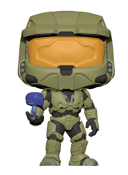 Preorder August 2018 Halo Master Chief with Cortana Pop! Vinyl Figure