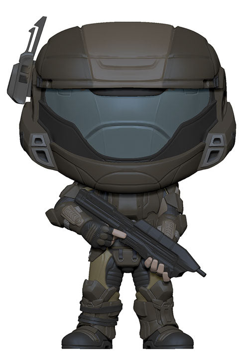 Preorder June 2018 Halo ODST Buck (Helmeted) Pop! Vinyl Figure
