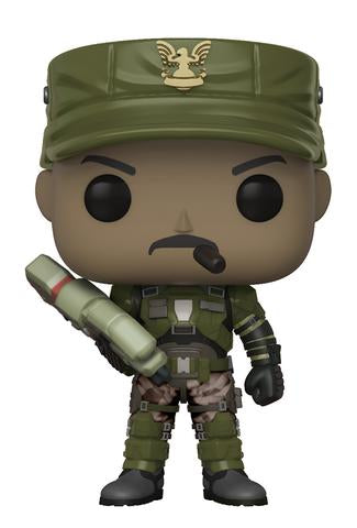 Preorder June 2018 Halo Sgt. Johnson Chase Pop! Vinyl Figure