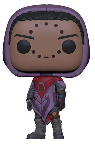 Preorder June 2018 Destiny Hawthorne with Hawk Pop! Vinyl Figure