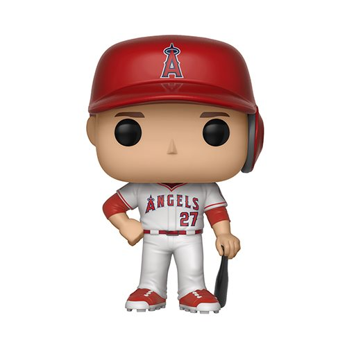 Preorder  MLB Mike Trout Pop! Vinyl Figure