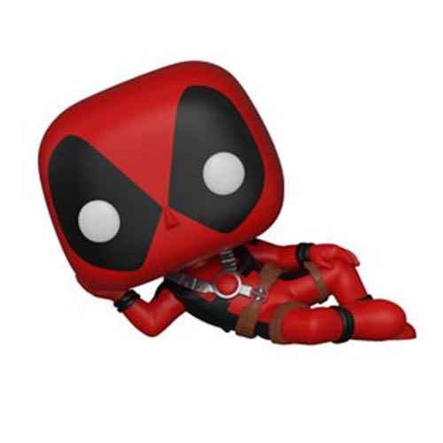 Preorder June 2018 Deadpool Parody Deadpool Pop! Vinyl Figure