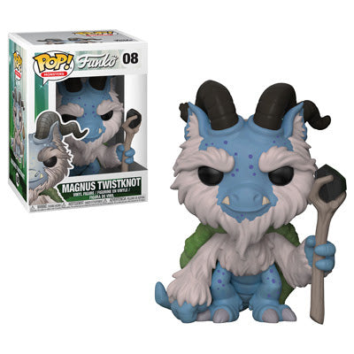 Wetmore Forest Monster Magnus Twistknot Pop! Vinyl Figure #8