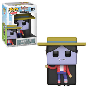 Preorder  Adventure Time Minecraft Marceline Pop! Vinyl Figure #413