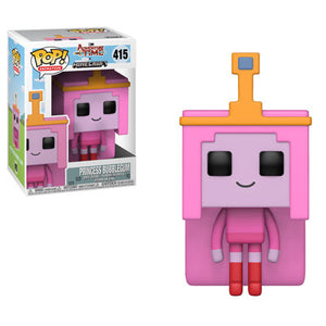 Preorder  Adventure Time Minecraft Princess Bubblegum Pop! Vinyl Figure #415